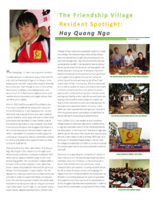 Resident Spotlight: Hay Quang Ngo